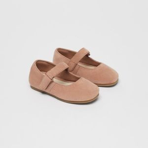 NWT Zara Size 7 toddler pink Mary Janes